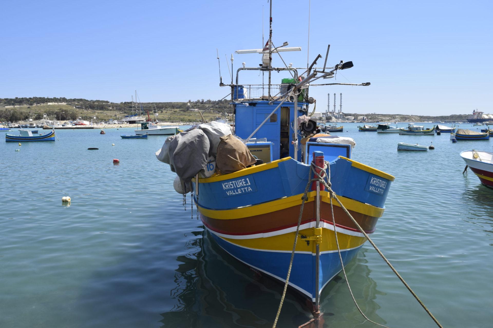 Podróż na Maltę