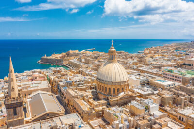 2020 na Malcie