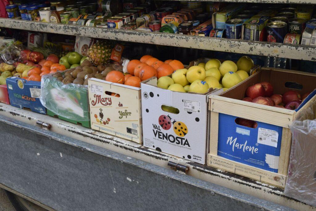 lokalne owoce