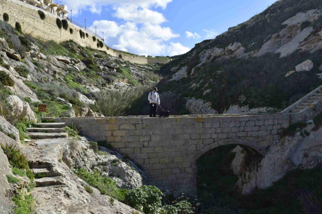 spacer po Gozo