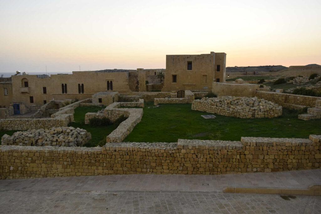 co warto zobaczyć na Gozo Cytadela
