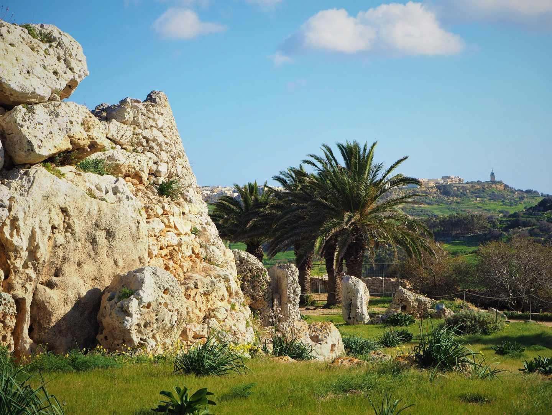 budowle megalityczne na Malcie